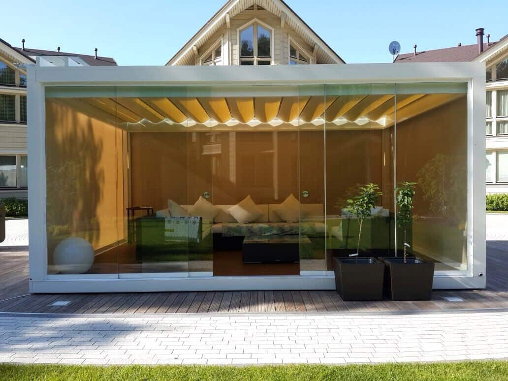 Design Inspiration for Small Outdoor Areas