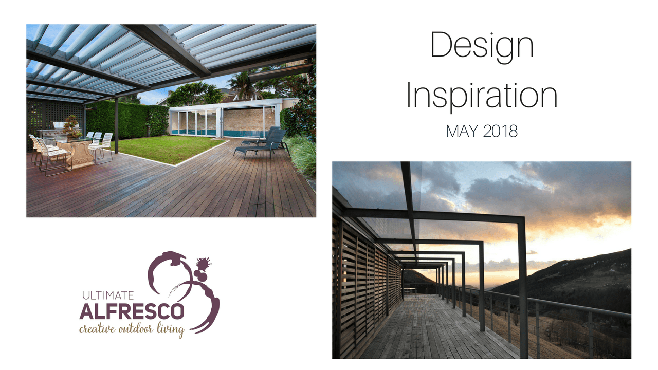Design Inspiration May 2018