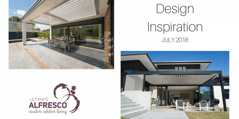 Design Inspiration - July 2018