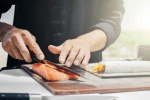 Outdoor Kitchen - Tip 1 Preparation area