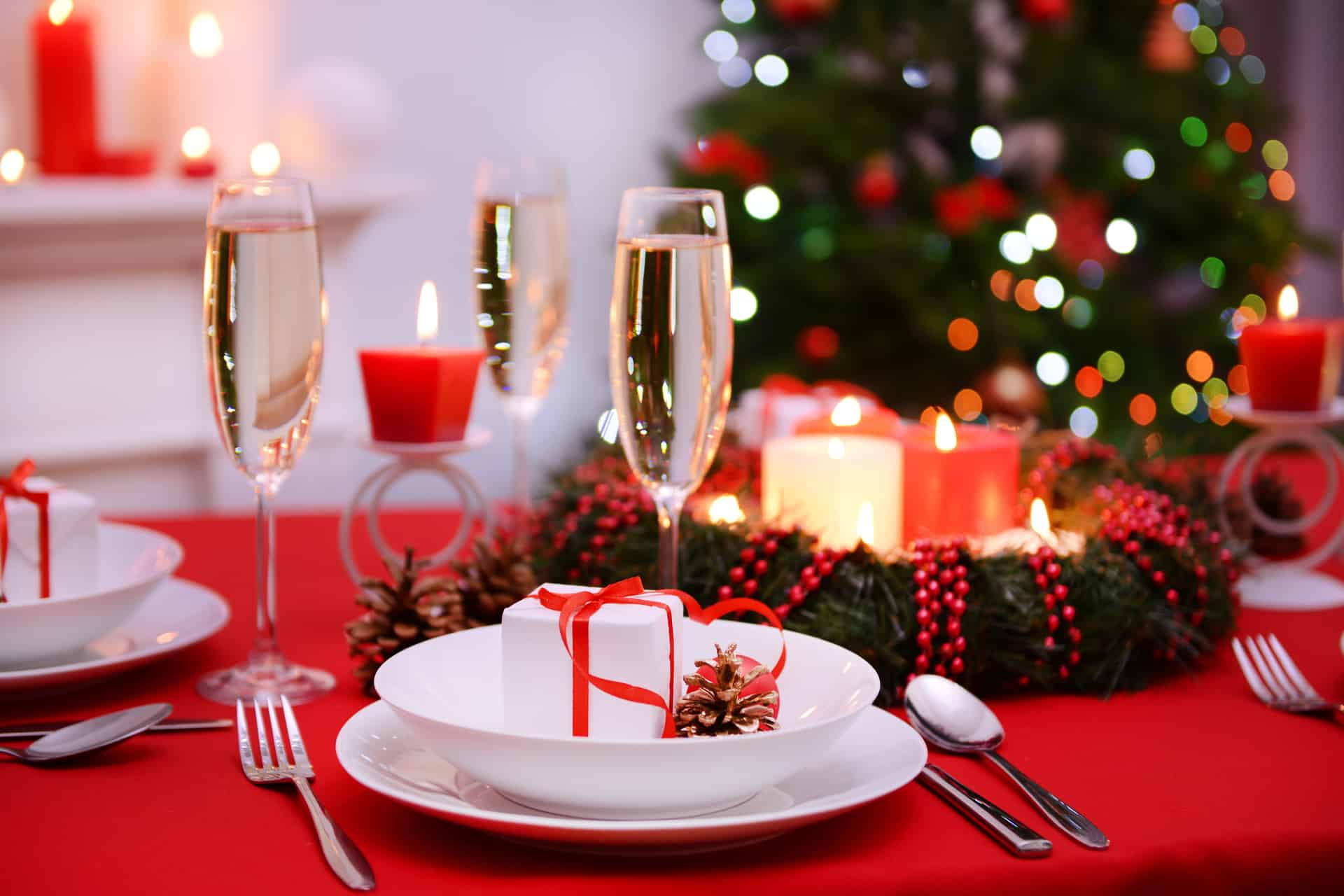 Five tips for decorating your alfresco area this Christmas