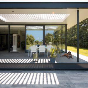 back yard alfresco design