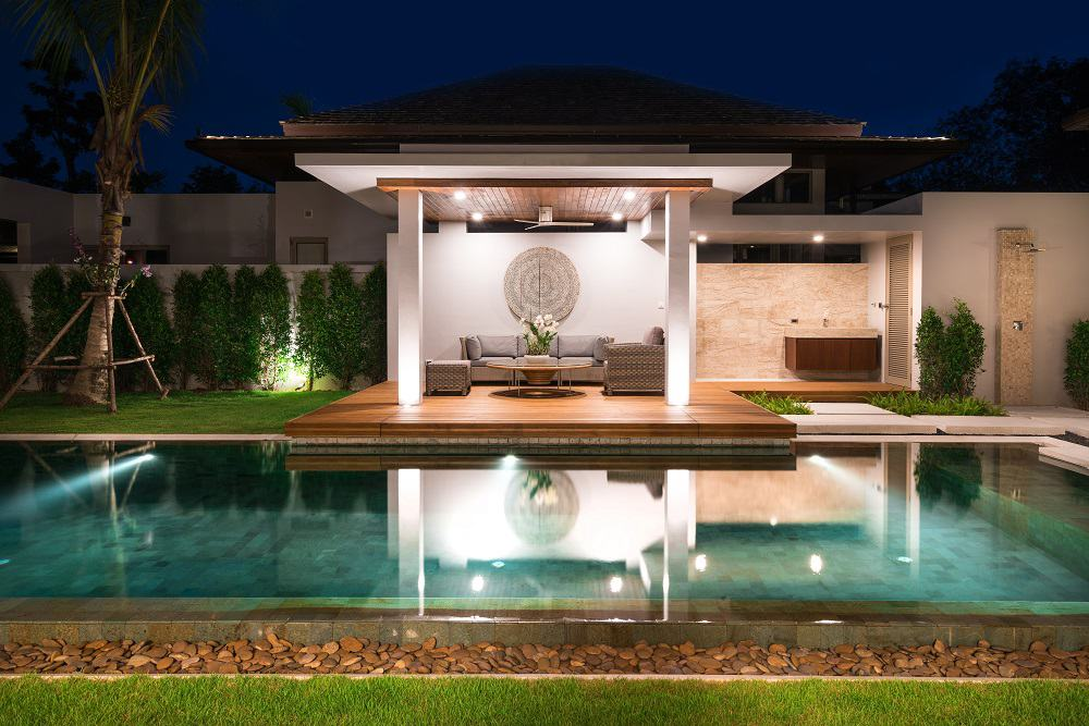 Creating an outdoor space to suit all seasons