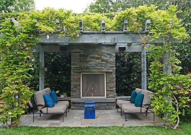 Boost the appeal of your pergola with climbing plants