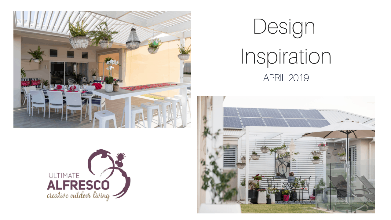 Design Inspiration April 2019
