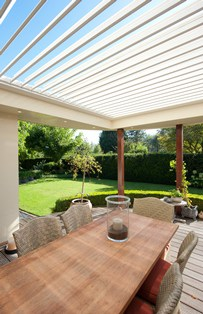 five reasons to add a deck - a place to entertain